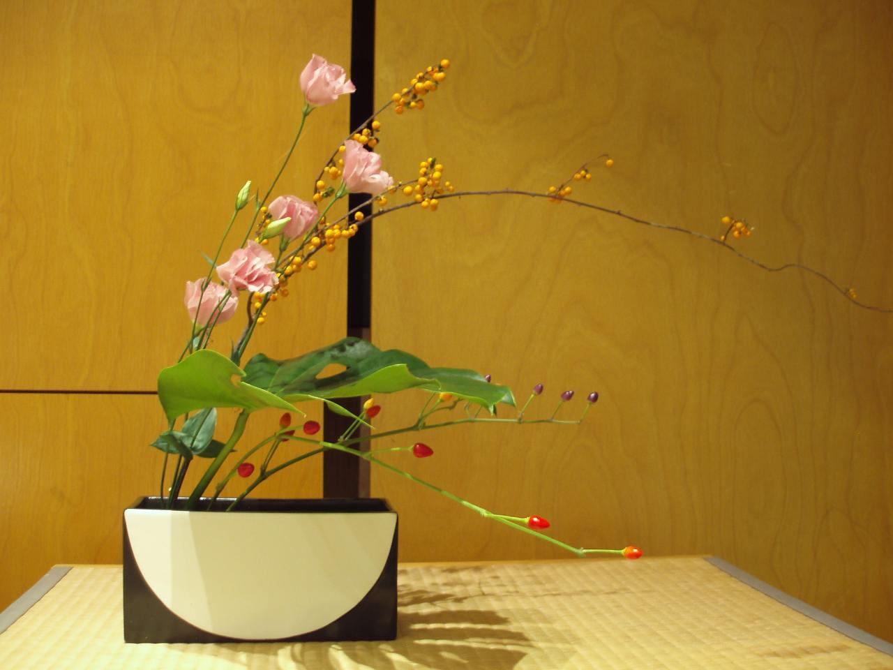 Arti Tradizionali Giapponesi L Ikebana L Arte Della