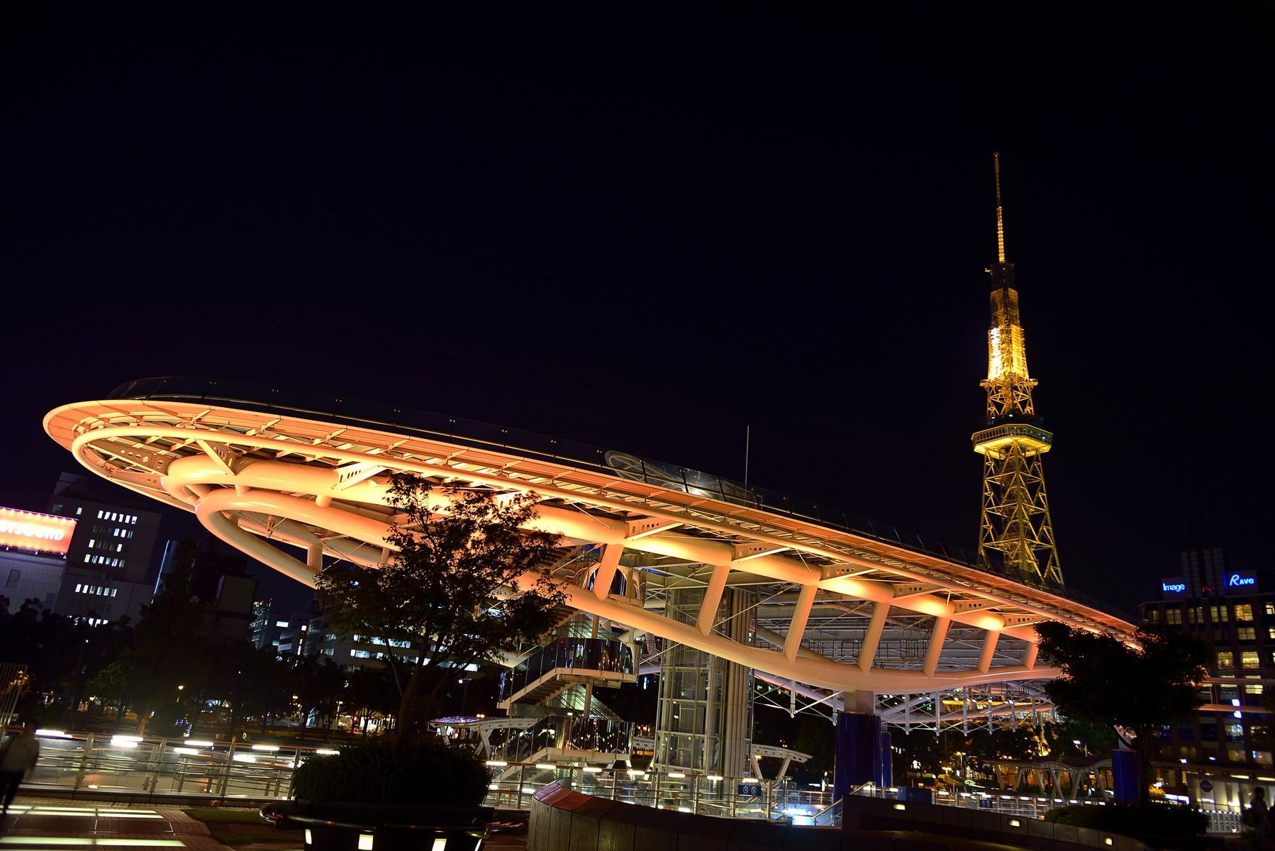 Guida di Nagoya zona per zona: Sakae - youinJapan.net